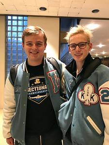 Kenston at Viking Meet (12/8/2018)
