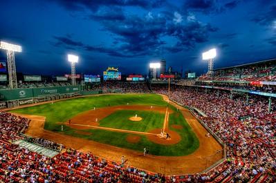 Baseball Stadiums