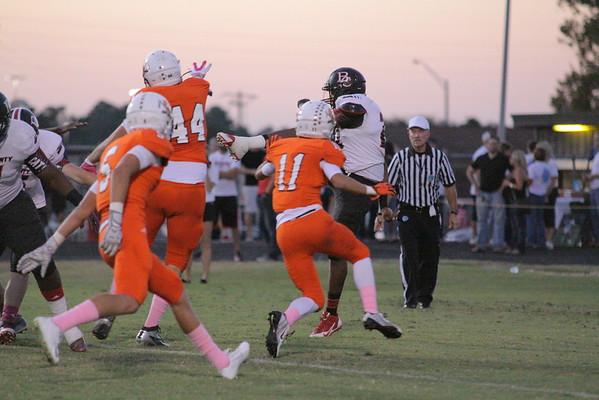 2015 Wildcat Football vs Orange Park