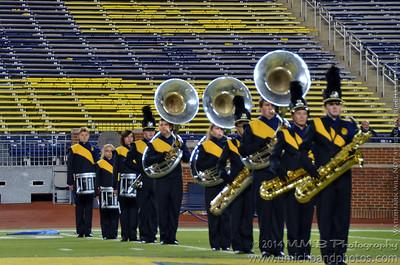 Martian Marching Band - Goodrich High School