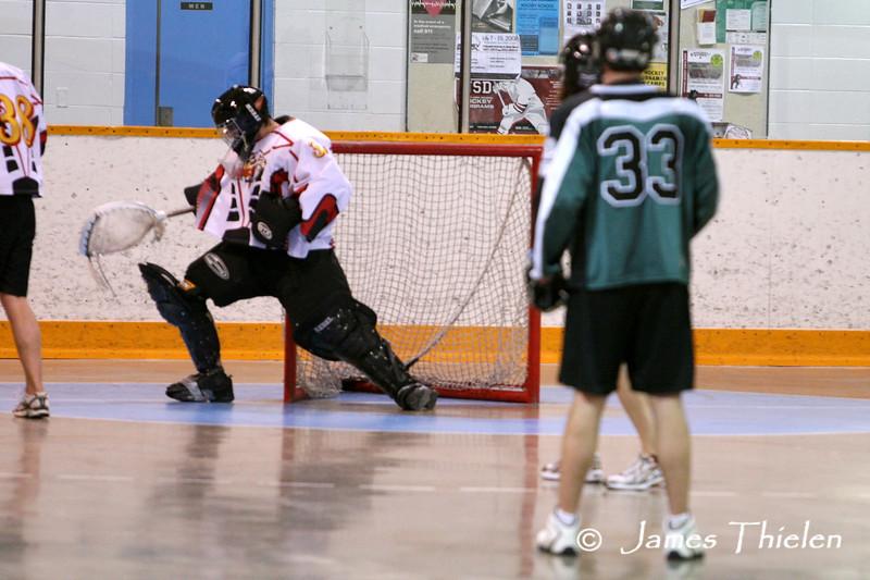 Calgary Sabrecats 2 vs Okotoks Icemen May 13, 2008