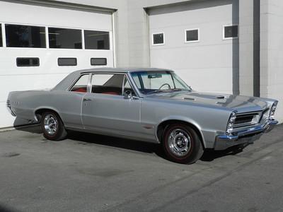 1965 Pontiac Lemans - GTO Clone For Sale
