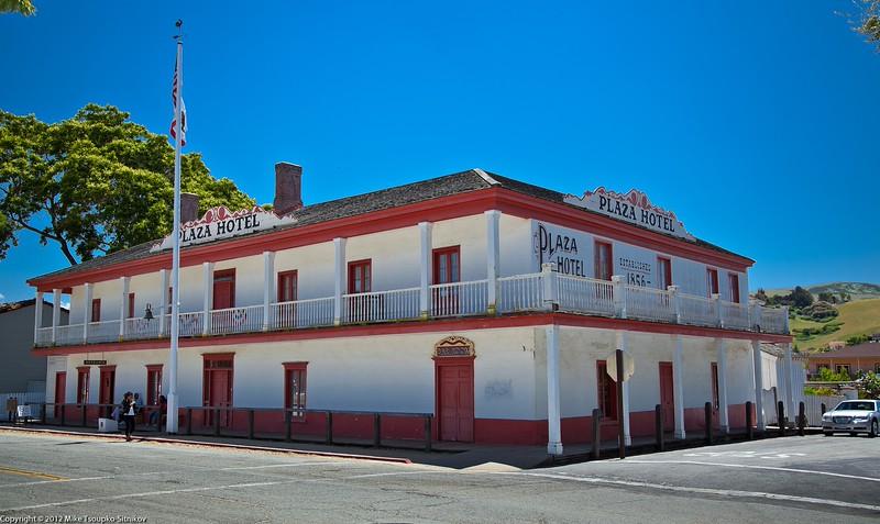 Plaza Hotel - San Juan Bautista