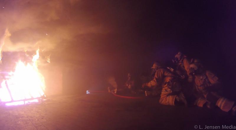 Fire Control / Live Fire
