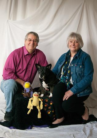 Doug & Patti
