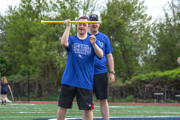 2018 Hockomock League Unified Track Meet
