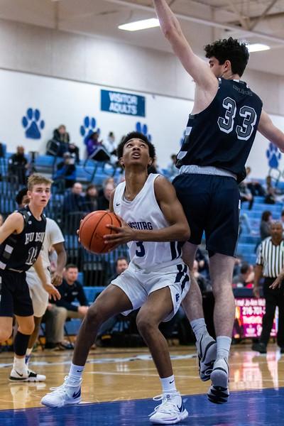 2020-01-10 -- Twinsburg Boys Varsity Basketball vs Hudson High School Varsity Basketball