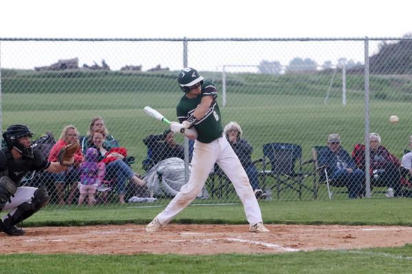Trinity Christian baseball versus South O'Brien 6-3-19