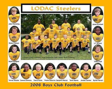 LODAC Steelers