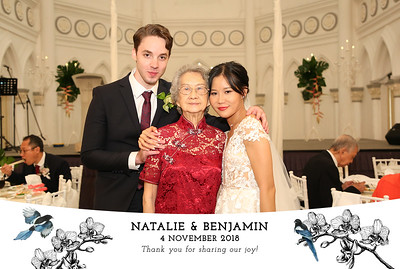 Wedding of Natalie & Benjamin