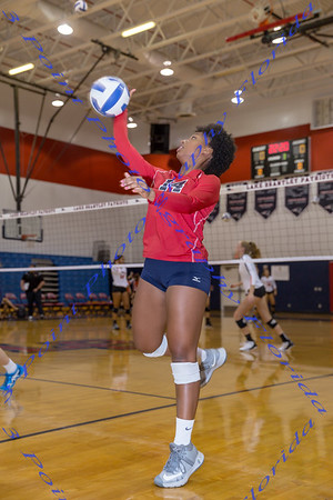 LBHS Varsity Girls Volleyball vs. Oviedo - Aug 22, 2017