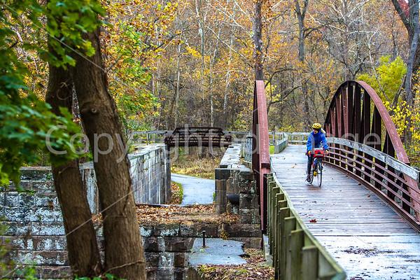 Cuyahoga Valley National Park - Biking  (in progress)