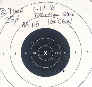 Pistol Range 6-17-16