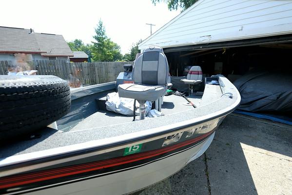 7/26/14 Papa Dean's Boat