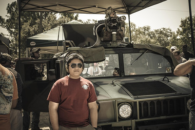 Hernando Machine Gun Shoot 2012