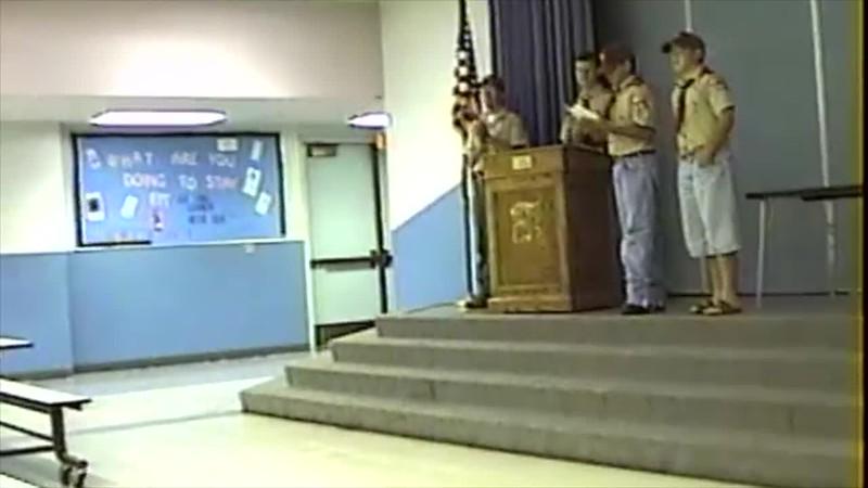 Boy Scouts 96
