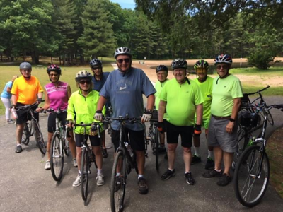 June 12 Ray's Biking Group