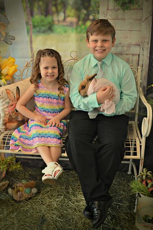 Scruggs Easter 2018