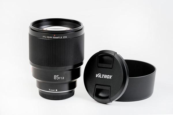 Viltrox 85mm f/1.8