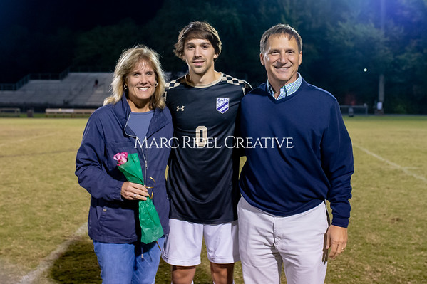 Broughton soccer senior night vs Leesville. October 21, 2019. D4S_8569