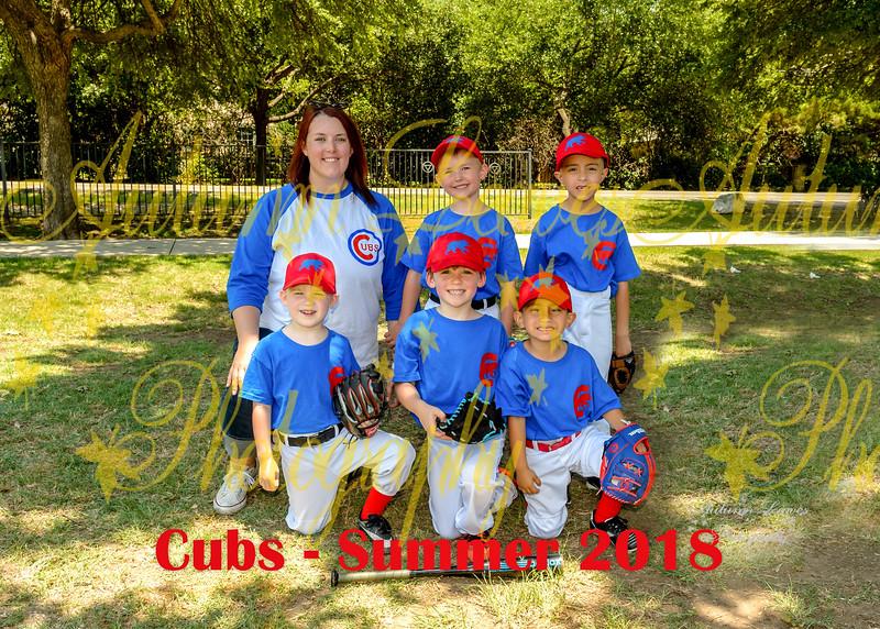 20180609 - #T9 Kinder Cubs