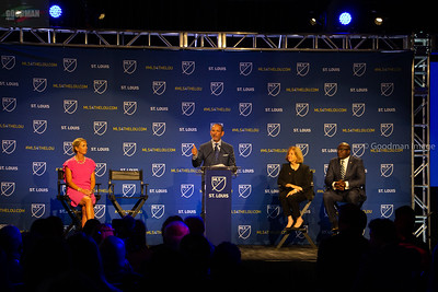 St. Louis + Major League Soccer (MLS) Official Announcement 8-20-19