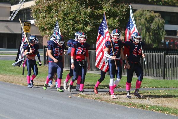 Tri-Valley vs. Ellenville Football 10-12-19