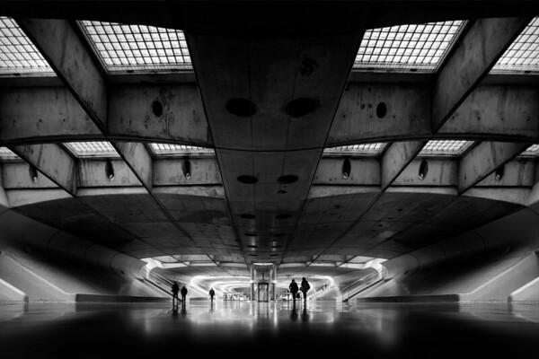 Architectures Noir et Blanc
