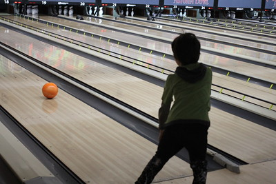 Bowling Star wars weekend!
