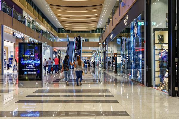 Malls & City Life