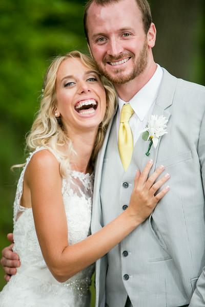 Ben Hanson & Rachel Hartwig