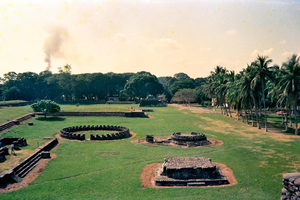 Cempoala - best Mexico ruins