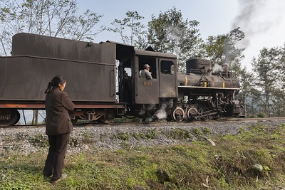 China Photos Shibanxi Narrow Gauge Railway