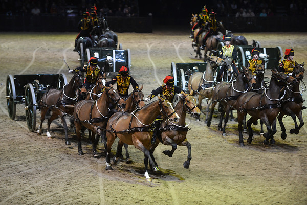 British Military Tattoo 2012