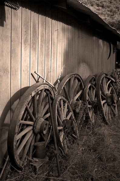 Wagon Wheels 2