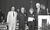 IPD Graduation, April 28, 1988, Img. 21, with Mayor Hudnut, Richard I. Blankenbaker, Paul A. Annee