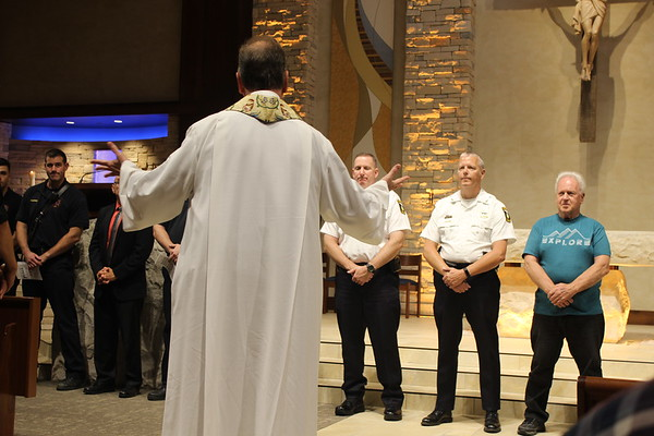 St. Ambrose offers prayers on 9/11 commemoration