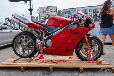 Iconic Motorbike Open House