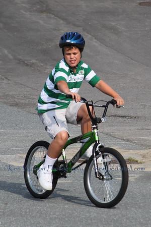 2013-08-22 Weekly Bike Ride
