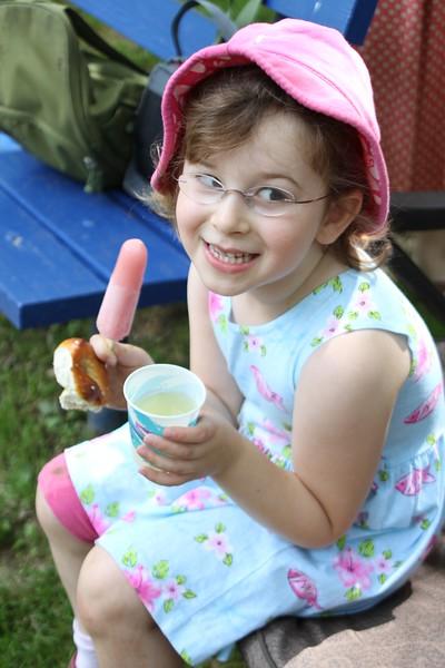 End of Year preschool picnic (Gabe)