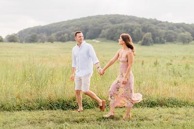 Nicole Polcino & Kevin Hanes
