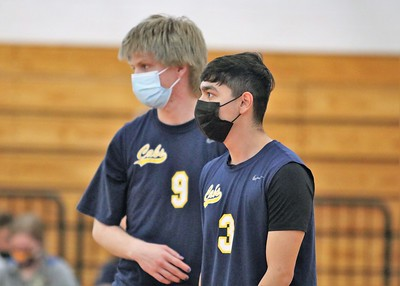 2021 boys volleyball tucson flowing wells