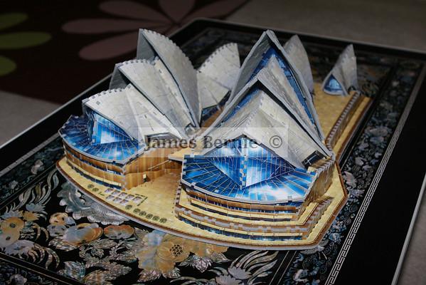 3D Sydney Opera House