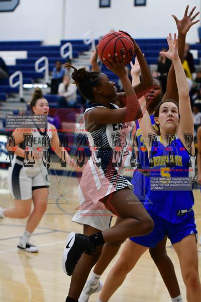 Osbourn Park @ Osbourn  Girls Varsity Basketball 1-17-20