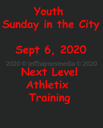 Youth Sunday in the City 2020