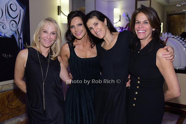 Missy Lubliner, Sheila Rosenblum, Carol Ann, Ellen Levin photo by Rob Rich/SocietyAllure.com © 2014 robwayne1@aol.com 516-676-3939