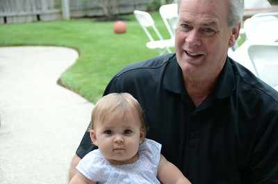 Maddie First Birthday 8-2-14
