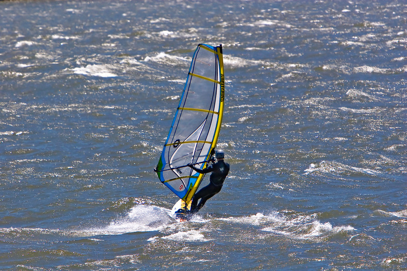 Columbia River Gorge Wind Surfing