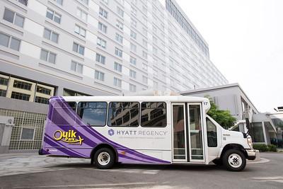 Hyatt LAX Shuttle & Business Center