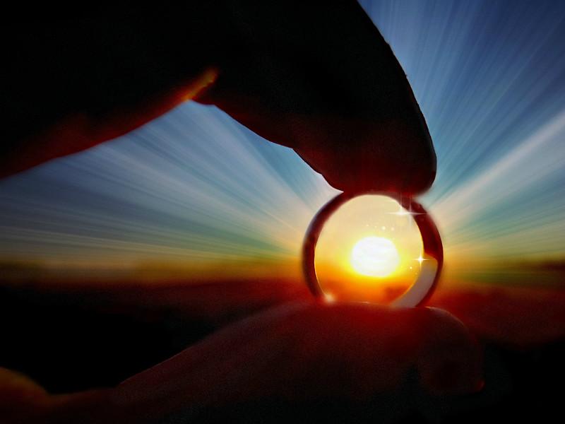 Ring in the Sun